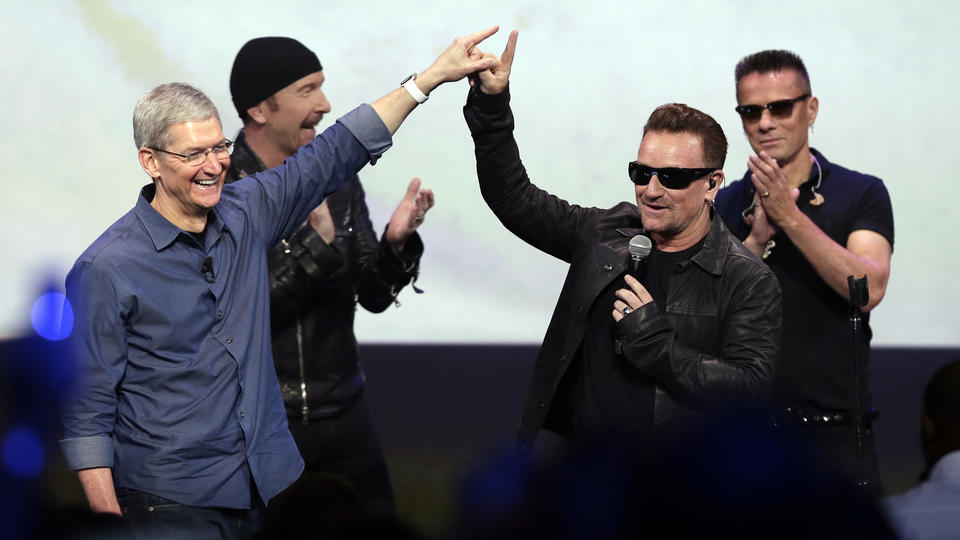 5 reasons why the U2-Apple deal is so brilliant