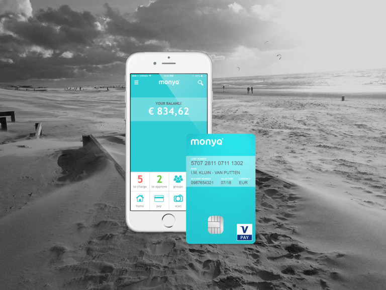 Monyq. Beyond banking