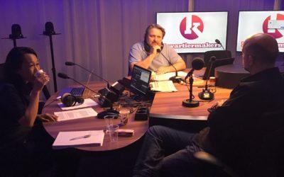 Interview Radio 1 'Kwartiermakers'