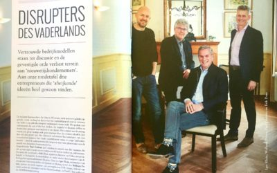Interview Management Scope magazine