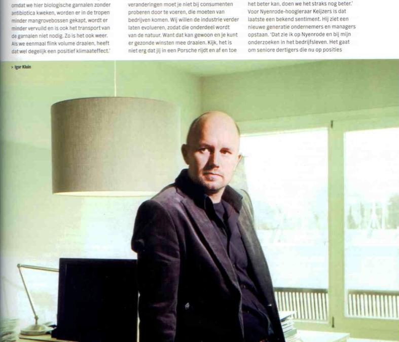 Quote interview 'Groenvoorziening'