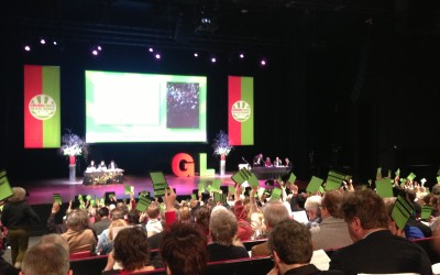 Toespraak GroenLinks congres: Laat Links los